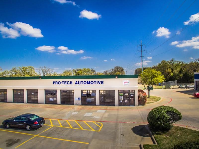 denton auto repair facility